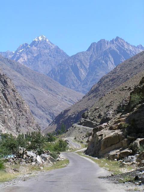 Heading to Gilgit