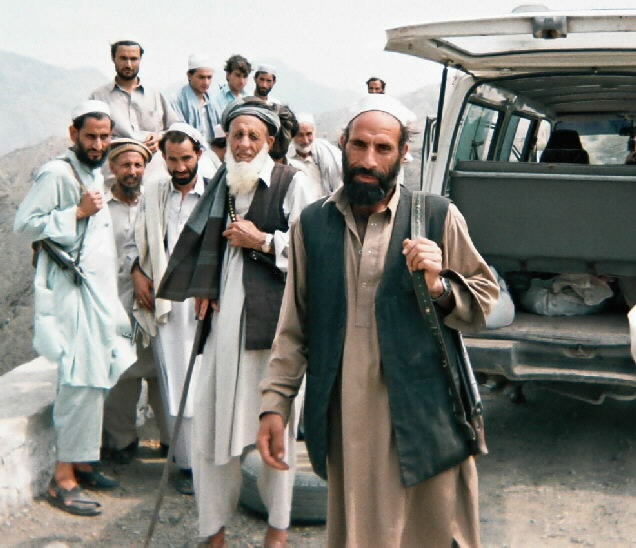 Well Armed Afghanis