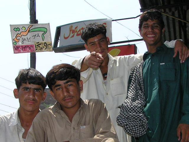 Peshwari Locals