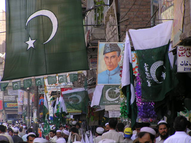 Pakistai Flags