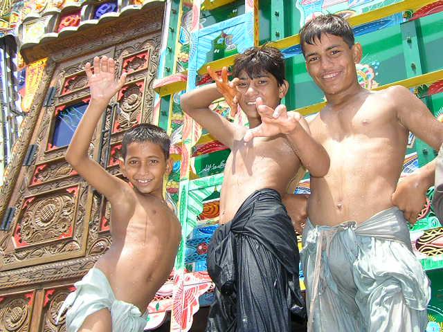 Peshwari Kids