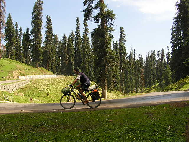 The Road to Gulmarg
