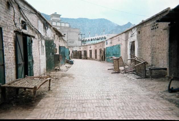 Dara Back Street